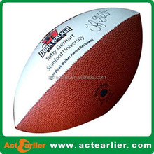 cheap custom size 1 rugby ball for promotion