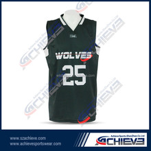 Make your own basketball jersey with sublimation printing