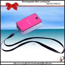 Creative gift wholesale mini diy water misting fan