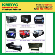 UV printer flatbed all size and brand phone case digital uv curing machine