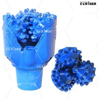 Corider brand deep water well drilling mill tooth tricone bits for hard rocks