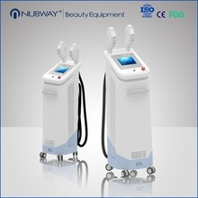 Professional Vertical Global Spa SHR IPL Hair Removal Machine
