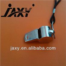 stainless steel custom print whistle for sale soccer fans