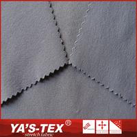 2016 customized plain dyed stretch nylon twill polyamide elastane fabric