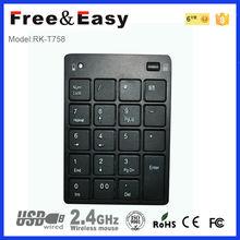 Shenzhen factory external keyboard for mobile phone