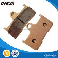 Extreme chinese motorcycle spare parts of Sintered Metal Brake Pads FA344SV