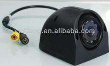 Heavy duty Waterproof Night vision Side view CCD Camera mini dvr 808 car key chain micro camera