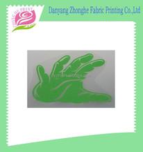 Eco-friendly washable luminous heat transfer