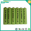 Brighter battery 600mah 1.2V aaa nimh rechargeable battery