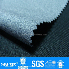 Grey Cationic Laminated Polyester Spandex Stretch Textil Fabric For Outdoor Sportswear Jacket Fleece