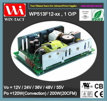 UL CE Approved 200w high voltage 48v dc led power supply