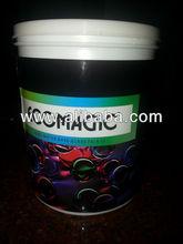Ecomagic- vidrio de pintura de laca