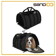 Quanzhou best selling pet travel tote large flexible wholesale pet carrier