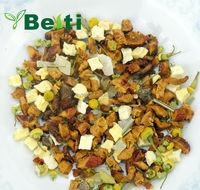 Good quality flower and fruit bio organic herbal tea, green tea herbal tea