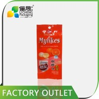 wholesale alibaba clear plastic bags for cookies packaging