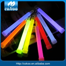 2015 New design big size Led field glow stick wedding favors glow sticks for field survival