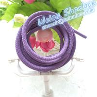 On Sales 2015 fashion Reflective Rope Shoelaces