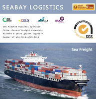 Reliable international freight forwarding agent