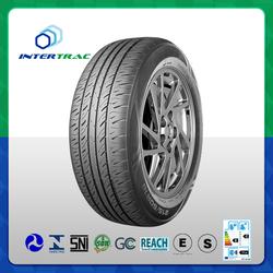 2016 new car tyres INTERTRAC brand cheap car tyres radial 205/70r15