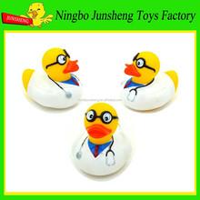EN71 passed plastic duck vinyl toy