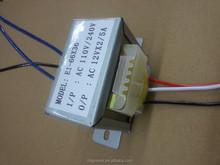 I/P 110V-220V O/P 24V EI power transformer