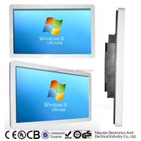 Factory supply 42 inch wall mount waterproof touch screen monitor