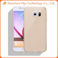 New product tpu cell phone cover for samsung galaxy s6 edge made in china