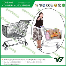 wire frame shopping cart