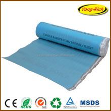 Blue Flooring Underlay PE Foam underlayment
