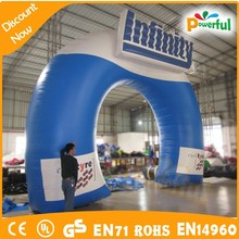 Factory high quality inflatable advertising arch, inflatable archway