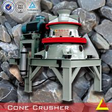 industrial PYY100 Building sand corundum cone crushing