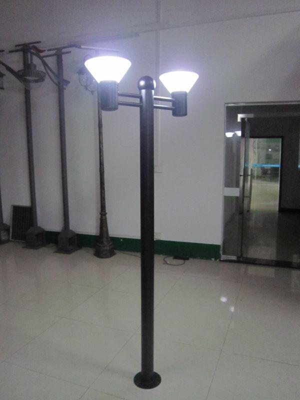 Decorative deer outdoor lights yard pole light led led for Outdoor decorative lights