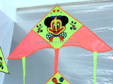 triangle kite/delta kite/child flying kite