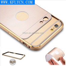 for ASUS zenfone 5 Aluminum Metal Bumper Case,Aluminum PC Mobile Phone Case