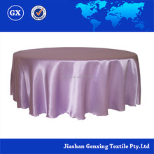Good material jute table runner for round tables