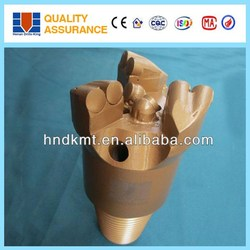 PDC non coring drill bit for hard rock / PDC hard rock drill bit