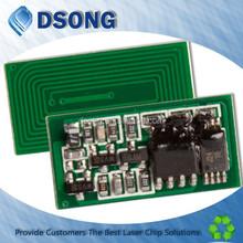 Chip reset toner chip for printer cartridge/copier toner cartridge for MPC3001for Ricoh Aficio MP C3001/3501 toner reset chip