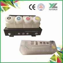 With Float compatible printer ink cartridge for inkjet printer/large format printer