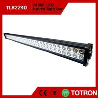 TOTRON Good Quality Marine Using Sema Aapex Led Light Bar Electronics