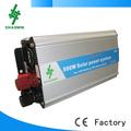 Nuevo diseñado! 500w dc12v/24v a ac110v/220v inversor solar con solar controlador
