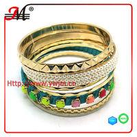 BR4675A Hot New Product for 2015 Fashion Jewelry Bracelet 22k Gold Dubai Bracelet