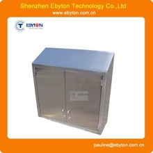 custom sheet metal stainless steel case