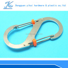 wholesale s biner,Metal s shaped metal clip for key ,s biner