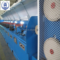 spring wire large diameter niehoff copper wire drawing machine