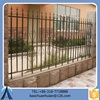 Hot-dipped Galvanized Temporary Safety Fence/Metal Fence/Wrought Iron Fence For Home