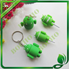 android style rubber keyring & dustproof tampon of cell phone