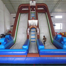 inflatable slides house , NO.215 inflatable fun city ocean theme kids playing inflatable slide for fun