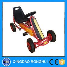 kids go kart brand new fashionable pedal go kart for kids