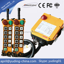 joystick control for crane F24-10D Industrial Wireless Radio Remote Controls For Cranes And Hoists