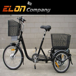 350w Trike Long Sevice Life electric bicycle